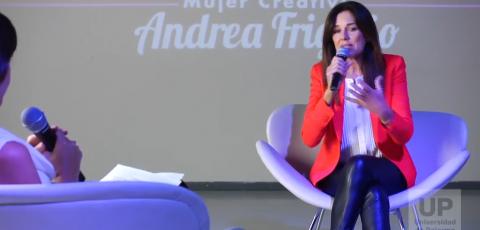 Mujeres Creativas - Andrea Frigerio