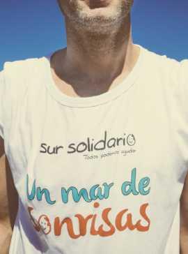 Un mar de sonrisas con Sur Solidario