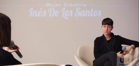 Mujeres Creativas - Inés De los Santos