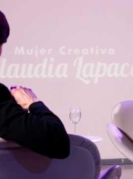 Mujeres Creativas - Claudia Lapacó