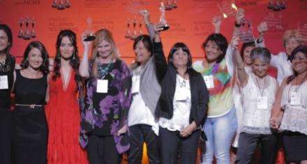 Premio Mujeres Solidarias - Entrega de Premios
