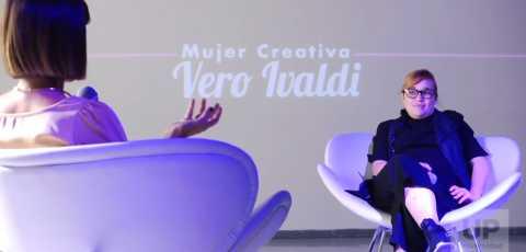 Mujeres Creativas - Vero Ivaldi