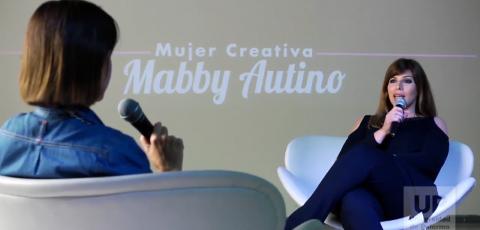 Mujeres Creativas - Mabby Autino