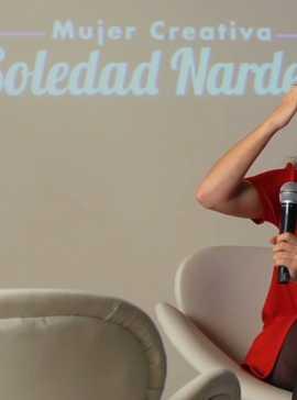 Mujeres Creativas - Soledad Nardelli