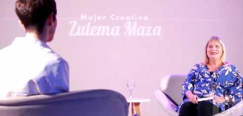 Mujeres Creativas - Zulema Maza
