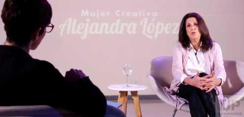 Mujeres Creativas - Alejandra López
