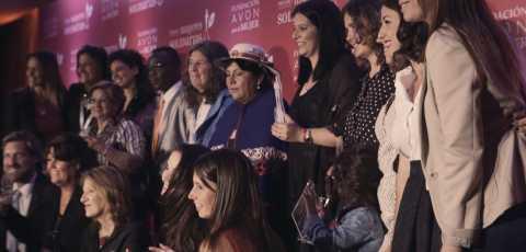 Entrega de Premios - Mujeres Solidarias
