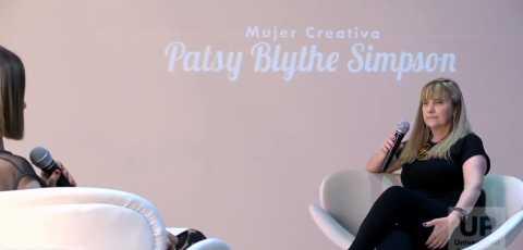 Mujeres Creativas - Patsy Blythe Simpson