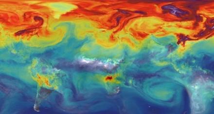 European Sentinel satellites to map global CO2 emissions