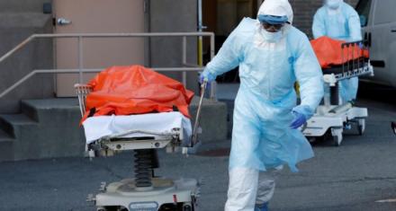 Los efectos psicológicos del coronavirus en los trabajadores de salud