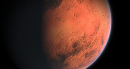 Científico asegura haber encontrado insectos en Marte