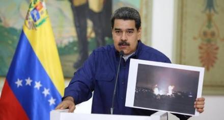 Venezuela: Maduro insiste que la crisis eléctrica se debe a un sabotaje