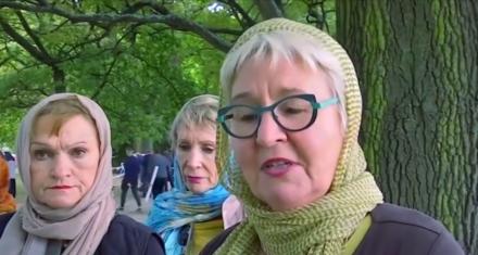 Nueva Zelanda: Las mujeres se ponen en velo en solidaridad con las víctimas del atentado