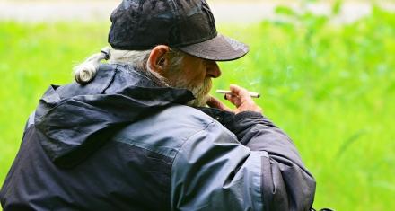 Se estaría reduciendo el consumo de tabaco entre los hombres