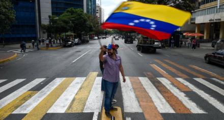 Venezuela: llega el primer cargamento de ayuda humanitaria