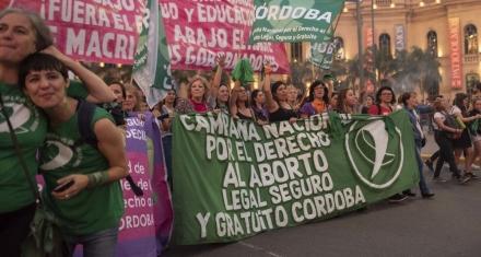 ONG católica volvió a frenar la aplicación del aborto no punible en Cóordoba