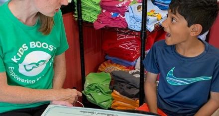 Kids Boost is teaching kids to be philanthropic