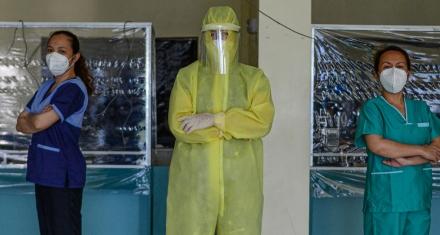 Hay que proteger a los trabajadores de salud si se quiere salvar la vida de los pacientes