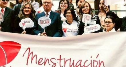 Colombia: Se elimina el IVA a las toallas higiénicas y tampones