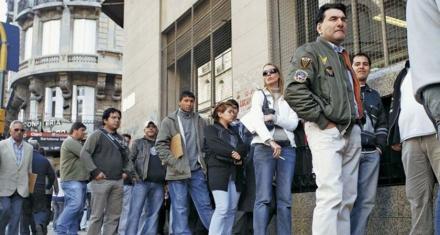 Argentina: El desempleo alcanzó el 9,1 % y afectó a 1.752.000 personas en el último trimestre de 2018