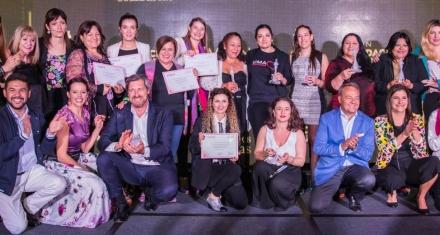 12° entrega de los Premios Mujeres Solidarias de la Fundación AVON Argentina