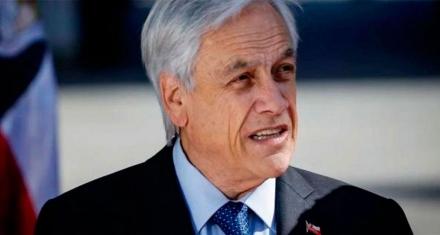 Piñera llama a actuar con urgencia contra el cambio climático