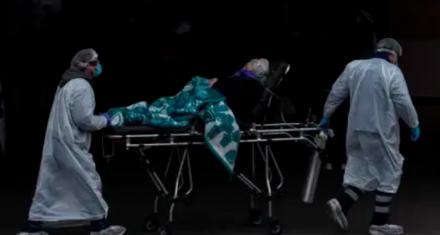 Chile: Un hospital colapsó por faltas de camas para pacientes de coronavirus en estado crítico
