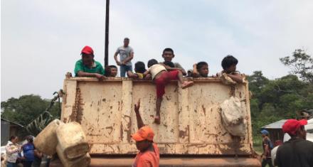 Colombia: Más de 100 mil familias indígenas piden protección ante el coronavirus