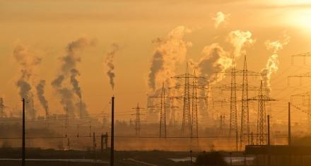 Para OMM el paro industrial por la pandemia no solucionará el calentamiento global