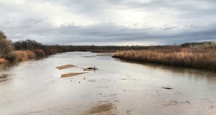 México: el Río Bravo se está secando por el cambio climático