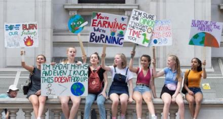 Suiza: Se realizará la primera reunión internacional del movimiento Fridays For Future