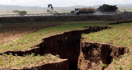 La grieta que divide a África