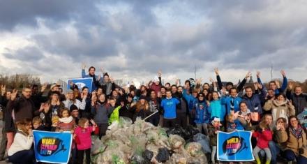 Próximos al Día Mundial de la Limpieza tomemos conciencia en cuidar el planeta