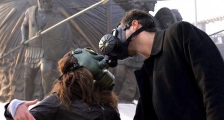 Las máscaras anticontaminación no serían eficaces