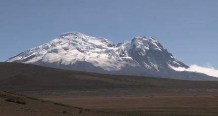 Ecuador: El cambio climático amenaza a dos de sus siete glaciares