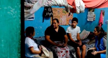 La pandemia acentúa la crisis de desplazamientos en América Central