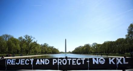 El oleoducto Keystone en EE. UU. promete cero emisiones