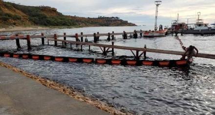 Venezuela: Maduro admite derrames de petróleo en las costas del país