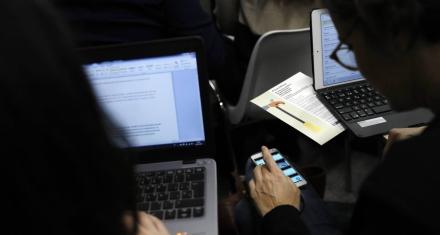 El ciberacoso entre periodistas sacude a la prensa francesa