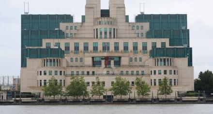 El servicio secreto británico vigila que se cumplan los objetivos climáticos