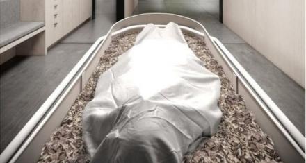 Human compost funerals 'better for environment'