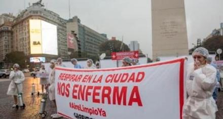 Argentina: La OMS y Unicef advierten del aire contaminado y el peligro que genera en los niños