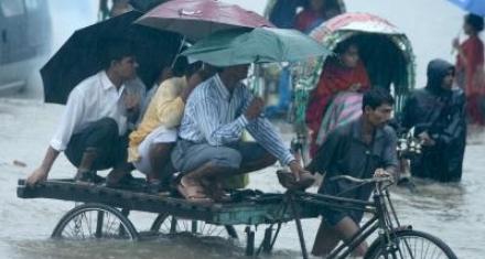 El cambio climático afecta a 19 millones de niños en Bangladesh