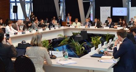Se reúne en Buenos Aires el grupo de sustentabilidad Climática del G20