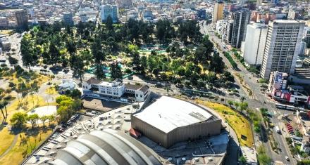 Quito busca en un encuentro global presentarse como destino turístico bioseguro
