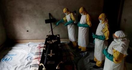 Se acelera la expansión del brote de ébola en el Congo
