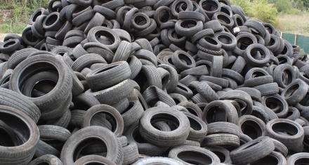 Cómo reciclar los neumáticos