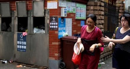 Pekín se suma a Shanghái y aplicará multas a quienes no reciclen