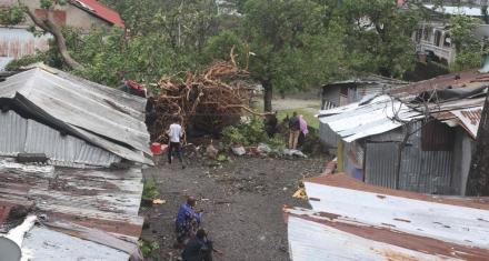 Mozambique: Se preparan para un nuevo ciclón de similar intensidad que el Idai
