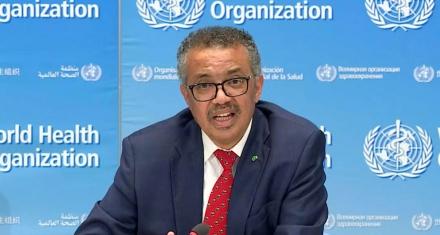 La OMS le pide a los gobiernos que no se politice la pandemia